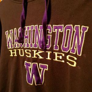 Washington Huskies hoodie unisex
